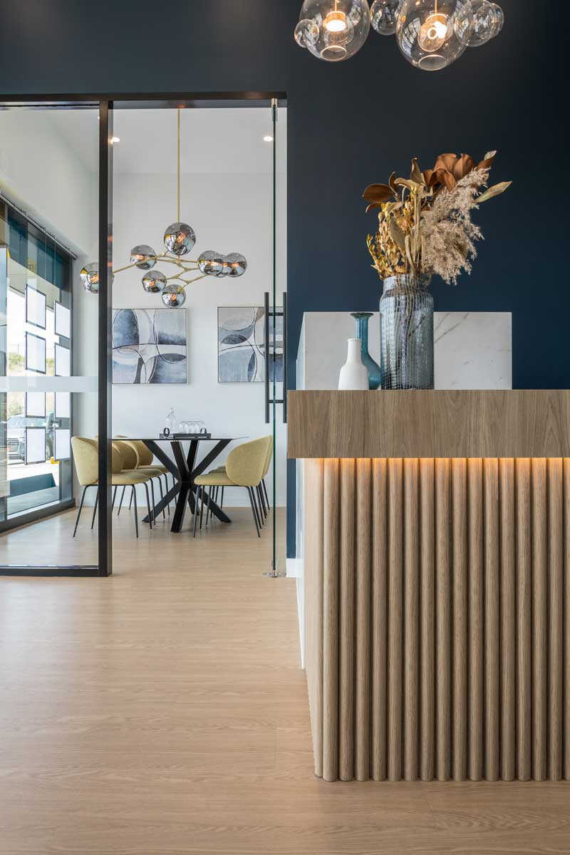 Real Estate Office Joinery | Design | Manufacture | Install | Fit Out Sydney